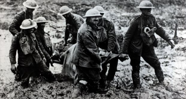 Michael Jones Battle of passchendaele