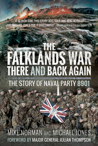 The Falklands War Book